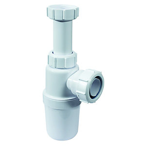 McAlpine C10A Adjustable Bottle Trap 38mm