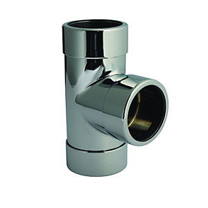 McAlpine 42E-CB Chrome Tee 42mm