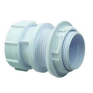 McAlpine Multifit Z11m Tank Connector 50mm