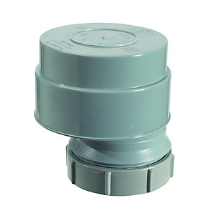 McAlpine Ventapipe 50 Air Admittance Valve with 2in Universal Outlet VP50