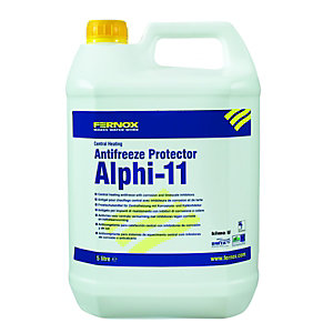 Fernox ALPHI-11 Anti Freeze & Protector 5L