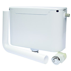 Miniflo Concealed Cistern Bottom Entry