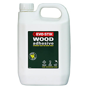 Evo-Stik Resin W Wood Adhesive 2.5L