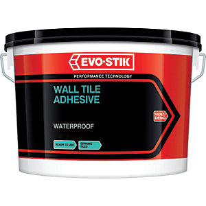 Evo-Stik Waterproof Wall Tile Adhesive 2.5L