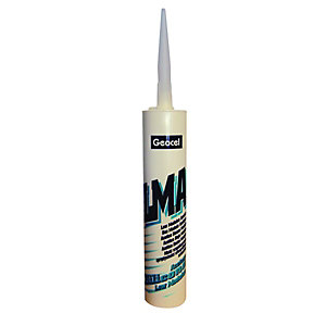 Geocel LMA Glazing Sealant White 310ml