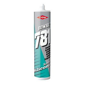Dow Corning 781 Silicone Glazing Sealant Grey 310ml