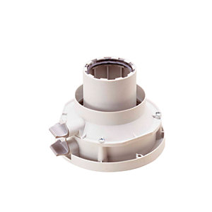 Worcester Bosch 7719002432 High Level Horizontal Flue Adaptor