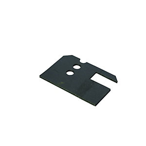 Wickes FD602 Intumescent Lock Plates 2 Pack