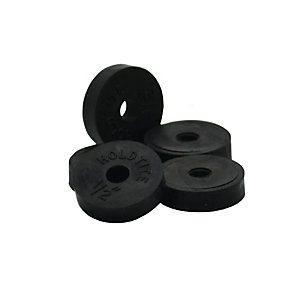 4TRADE 1/2 in  Tap Washer (Pack of 10)