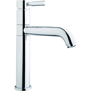 Wickes Vision Tall Mixer Kitchen Sink Tap Chrome