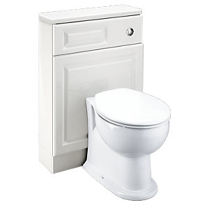 Wickes Toulouse WC Unit 600mm