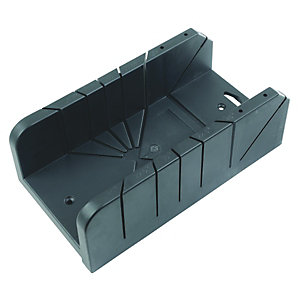 Wickes Impact Resistant Mitre Box 14in