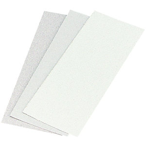 1/3 Orbital Sanding Sheet Paper Pack 10