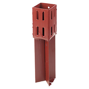 Wickes Concrete Fence Post Support for 75 x 75mm Posts
