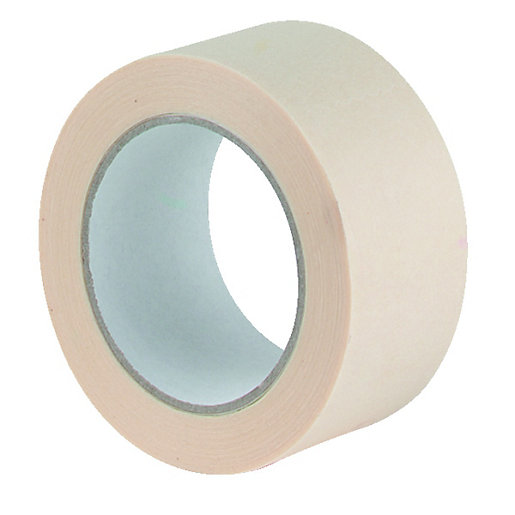 Wickes Masking Tape 48mmx50m Wickes Co Uk