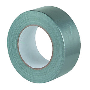 Wickes Cloth Tape Grey/Silver 48mmx50m