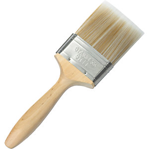 Wickes Mastercoat Synthetic Paint Brush 76mm