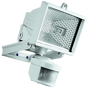 Wickes 120W PIR Floodlight White