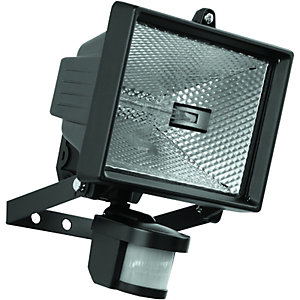 Wickes 400W PIR Floodlight Black