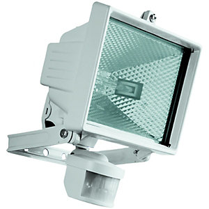 Wickes 400W PIR Floodlight White