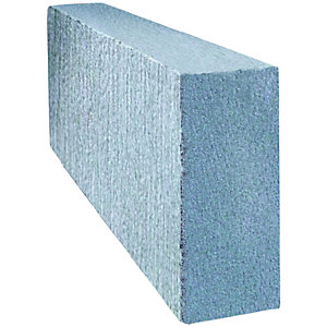 Wickes Aerated Block 3.6 N 100mm
