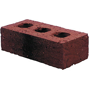 Wickes Red Multi Facing Brick 65mm