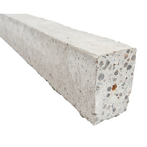 Wickes Steel Reinforced Concrete Lintel 100x65x600mm L01