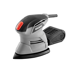 Wickes 130W Palm Sander 240V