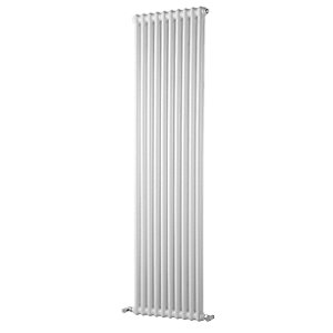 Towelrads Sanctuary Two Column Radiator White 1792 x 475mm