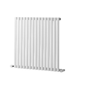 Towelrads Grace Column Radiator White 1800 x 465mm
