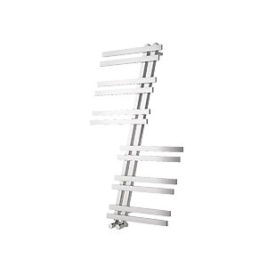 Ardea Towel Rail 943 x 596mm Chrome Radiator
