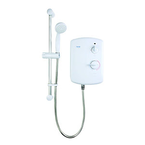Triton Forte Electric Shower White 8.5kW