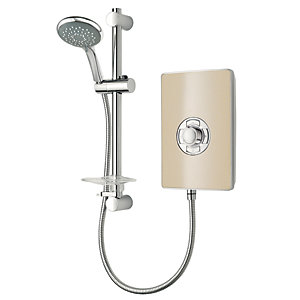 Triton Style 8.5kw Electric Shower Riviera Sand Effect