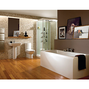 Wickes Renata with Arc Bath