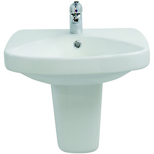 Wickes Eco Semi Pedestal 240mm