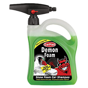 CarPlan Demon Foam with Snow Foam Gun 2L