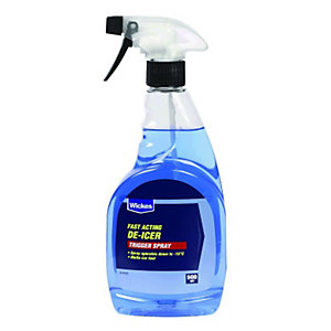 Wickes Sprayable De-Icer 500ml