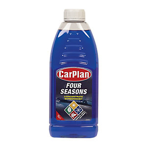 Wickes All Seasons Screen Wash 1 Litre