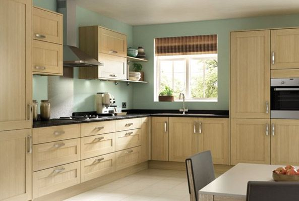 Ready to fit kitchens for Wickes kitchen cupboards