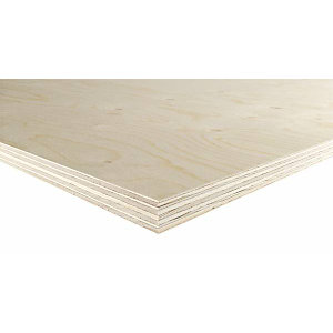 Wisa-Spruce Plywood 18mm x 2400mm x 1200mm