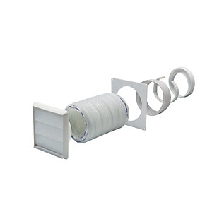 Wickes Cooker Hood Venting kit
