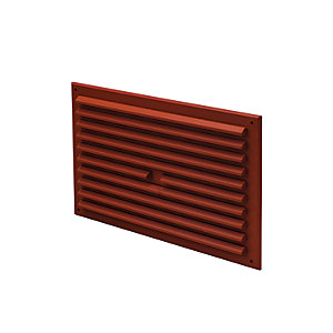 Wickes Terracotta Vent 225x150mm