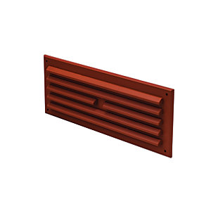 Wickes Terracotta Vent 225 x 75mm