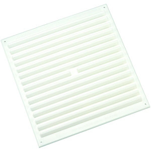 Wickes Louvre & Fly Screen 225 x 225mm