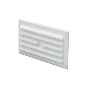 Wickes Louvre & Fly Screen 150x75mm