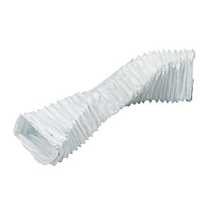 Wickes Flexible Rectangular Ducting 1m