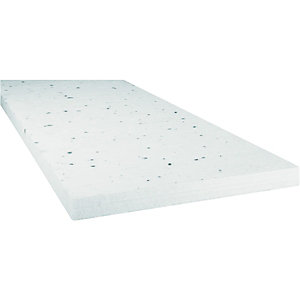 Wickes 25mm General Purpose Polystyrene 1200 x 2400mm