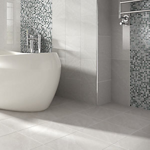 Wickes Glass Mosaico Mosaic Tile 300x300mm