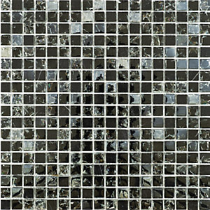 Wickes Ice Cracked Triton Mosaic Tile 300 x 300mm