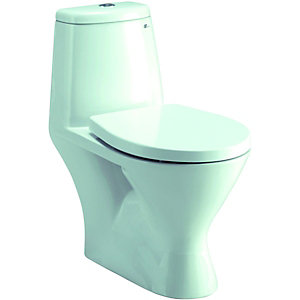 One Piece Eco Toilet